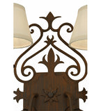"14""W Louisa Wall Sconce"