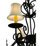 "36""W Corrina 8 Lt Traditional Chandelier"