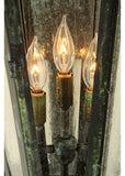 "14""W Millesime Lantern Outdoor Sconce"