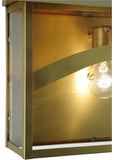 "16""W Custom Seneca Outdoor Wall Sconce"