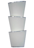 "16.5""W Lenox Contemporary Wall Sconce"