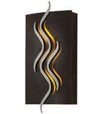 "12""W Copperwynd Modern Wall Sconce"