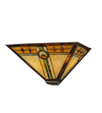 "16""W Carlsbad Mission Wall Sconce"