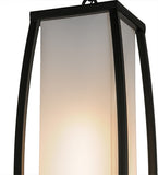 "10.5""Sq Quadrato Kitzi Contemporary Pendant-"