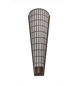 "17.5""W Kalahari Outdoor Wall Sconce"