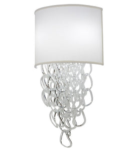 "15""W Lucy LED Contemporary Wall Sconce"