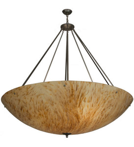 "60""W Madison Modern Inverted Pendant"