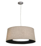 "36""W Cilindro D & B LED Contemporary Pendant"