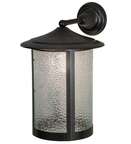 "12""W Fulton Prime Solid Mount Outdoor Wall Sconce"