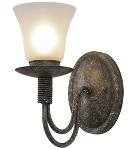 "5""W Bell Gothic Wall Sconce"