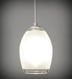 "6""W Sitka Contemporary Pendant"