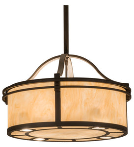 "24""W Sargent Contemporary Pendant"
