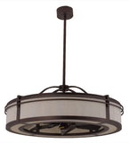 "45""W Sargent Chandel-Air Ceiling Fan"