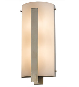 "8""W Cilindro Tower Modern Wall Sconce"