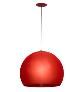"20""W Bola Contemporary Pendant"