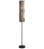 "70""H Ausband Turbine Contemporary Floor Lamp"