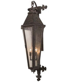 "14""W Millesime Lantern Outdoor Wall Sconce"