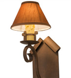 "7""W Santa Lucia Victorian 1Lt Wall Sconce"