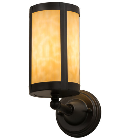 "5""W Fulton Prime Lodge Wall Sconce"
