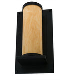 "12""W Legacy House Contemporary Wall Sconce"