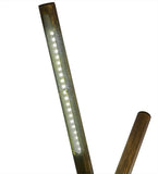 "12""W Varillas Industrial LED Wall Sconce"