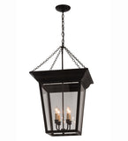 "18""Sq Arkley Outdoor Pendant"