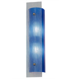 "4.5""W Quadrato Mist Contemporary Wall Sconce"