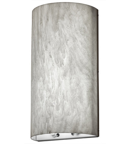 "11""W Cilindro Contemporary Wall Sconce"