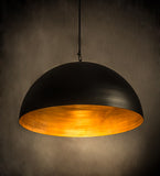 "36""W Gravity Contemporary Ceiling Pendant"