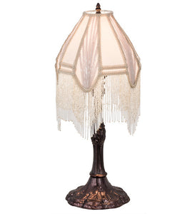 "25""H Arabesque Victorian Table Lamp"