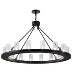 "48""W Loxley 16 Lt Contemporary Chandelier"