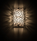 "10""W Parmecia Contemporary Wall Sconce"