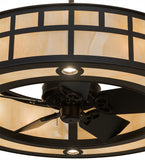 "45""W ""T"" Mission Chandel-Air Ceiling Fan"