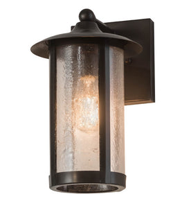 "8""W Fulton Prime Solid Mount Outdoor Wall Sconce"