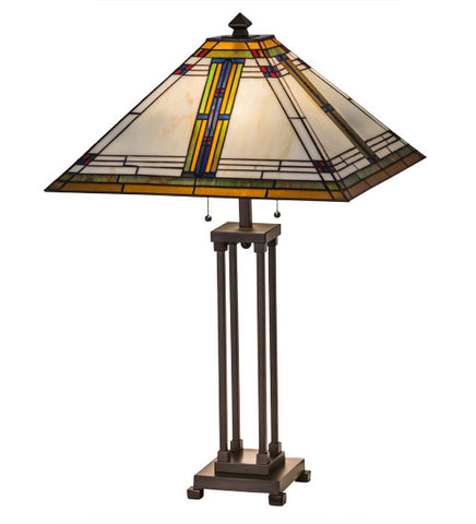 "32""H Nevada Southwest Table Lamp"