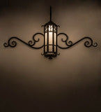 "9""W Caprice Victorian Outdoor Wall Sconce"