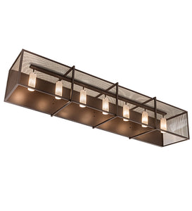 "93""W Kitzi Golpe Industrial Contemporary Wall Sconce"
