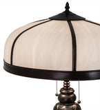 "24""H Arts & Crafts Dome Table Lamp"