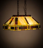 "20""L Chaves Mission Oblong Pendant"