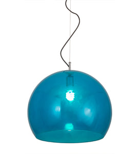 "20""W Bola Play Contemporary Pendant"