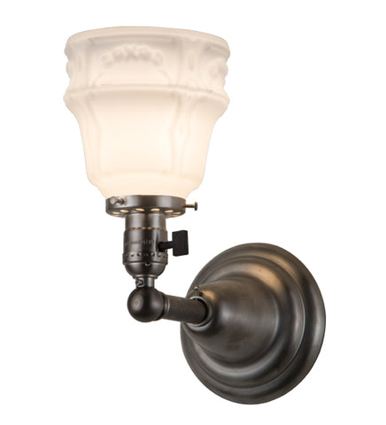 "5""W Revival Oyster Bay Garland Revival Wall Sconce"
