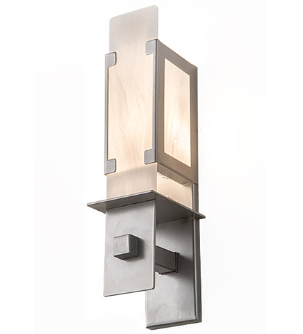 "6.5""W Estructura Industrial Wall Sconce"