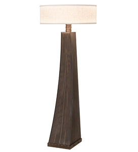 "19""W Sophia Contemporary Floor Lamp"