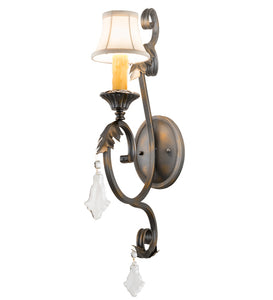 "5""W Josephine Traditional Wall Sconce"