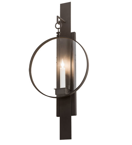 "12""W Holmes Contemporary Wall Sconce"