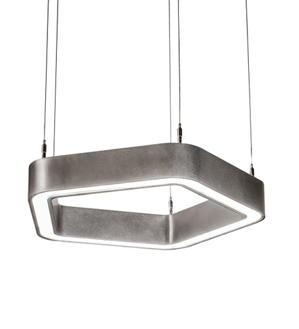 "24""W Jefferson Modern Industrial Pendant"