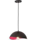 "12""W Gravity Contemporary Pendant"