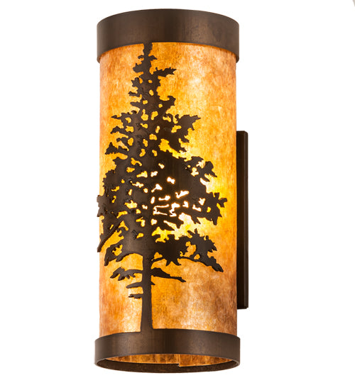 Tamarack Lodge Wall Sconce