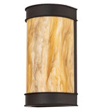 "8""W Wyant Mission Wall Sconce"