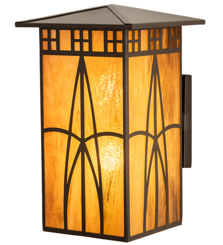 "12""W Scottsdale Mission Wall Sconce"